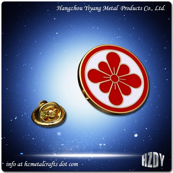 Enamel Lapel Pin Badges Makers