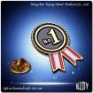 Custom Metal 1st Prize Award Badges And Medals Online
